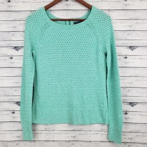 American Eagle | Teal Sweater Sz M